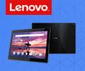 Карта Qiwi номиналом 1000 рублей в подарок за покупку планшета Lenovo.