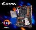 Скидка до 10% за покупку процессора AMD в комплекте c материнской платой GIGABYTE.