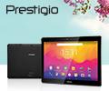 Скидка 10% по промокоду на планшеты Prestigio.