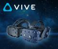 Год бесплатной подписки VIVEPORT Infinity при покупке любого VR шлема HTC VIVE.