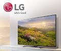 Рассрочка на 24 месяца на телевизоры LG