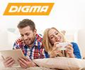 Скидки до 25% на технику Digma